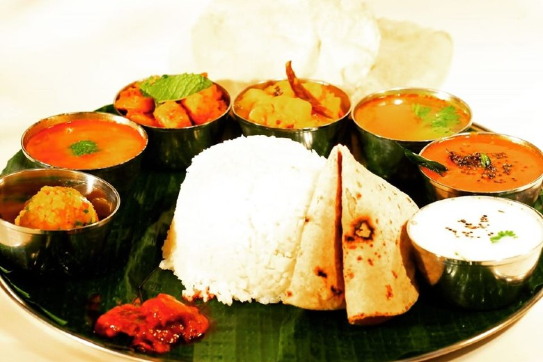 Best 24 Hour Food Delivery Singapore: Brinda's (halal food delivery available)