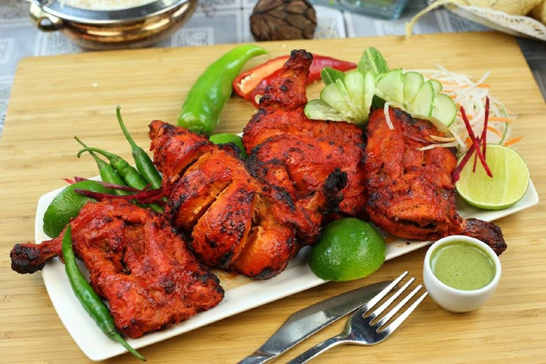 Best Indian Food Delivery Singapore: Khansama (free, islandwide delivery in Singapore)
