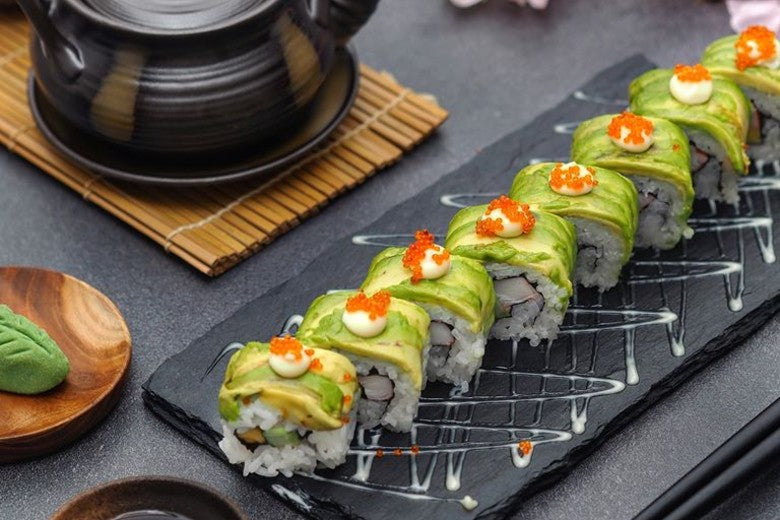 Best Sushi & Japanese Food Delivery Singapore: Sushi Delivery (islandwide delivery available)