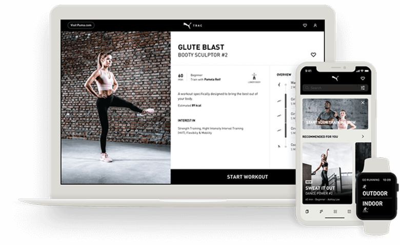 Great for Sweaty, Fat-Burning HIIT Workout & Personalised Workout Plans
