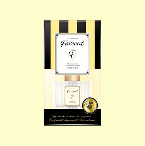 FARCENT - Les Parfums De Farcent Perfumed Diffuser (FREESIA & ENGLISH PEAR) 120ml