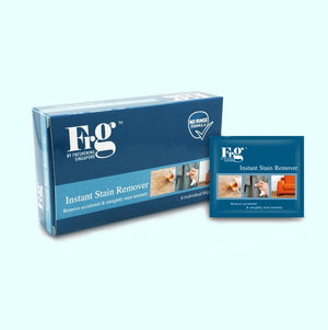FRG Instant Stain Remover Wet Wipes