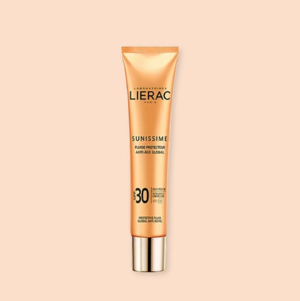 LIERAC Sunissime Global Anti-Aging Protective Fluid SPF 30