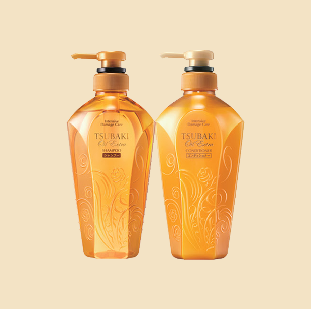 Tsubaki Oil Extra Intensive Damage Care Shampoo / Conditioner