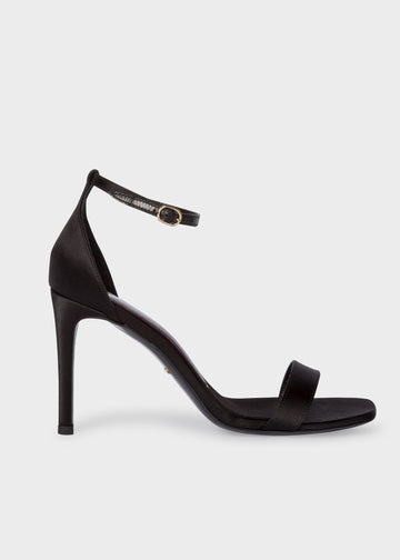 Paul Smith Black Milla Heeled Sandals