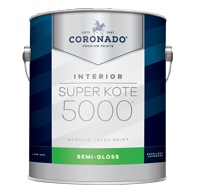 Super Kote 5000® Interior Paint - Semi-Gloss 32