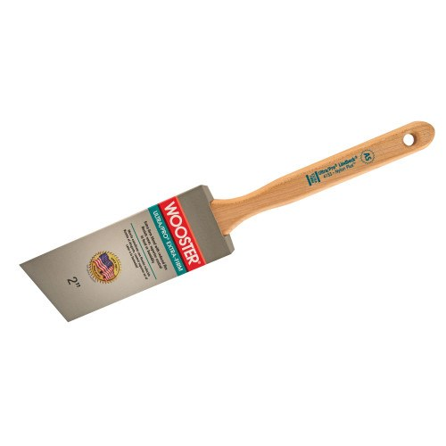 Wooster Ultra/Pro 2-1/2 in. W Angle Paint Brush