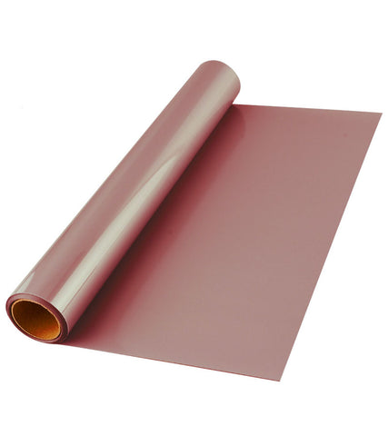Rose Gold Premium Iron-on HTV Heat transfer vinyl roll - 12 inch by 5 feet