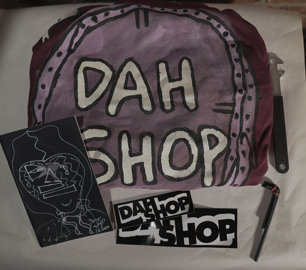 Dah Shop Artist Series (LARGE)