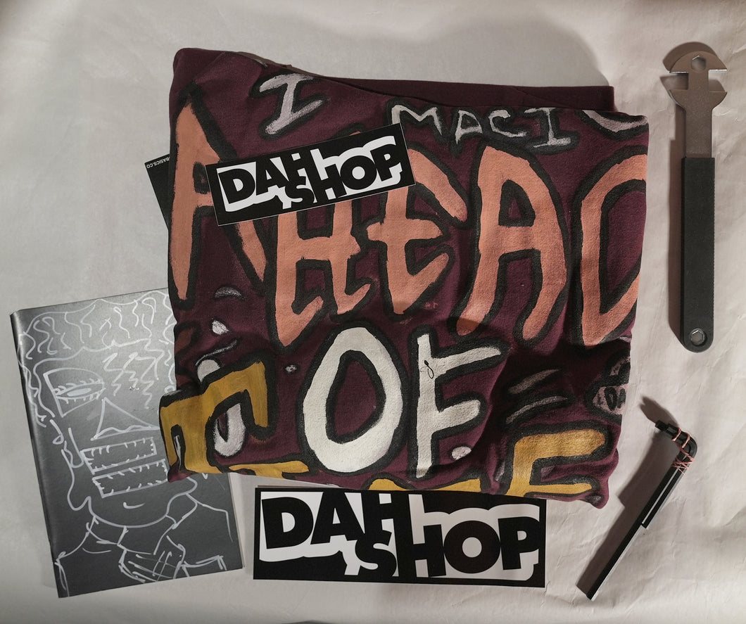 Dah Shop Artist Series (SMALL)
