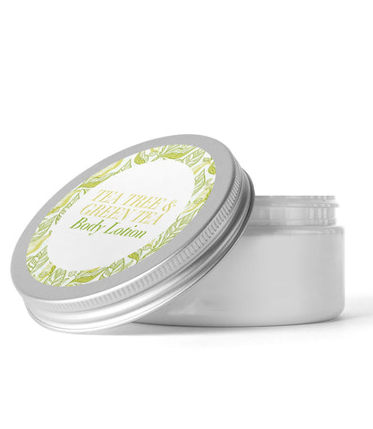 Organic and Green Themed Cosmetic Labels