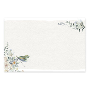 Dragonfly Notecards, 4 x 6 inches, Set of 48 - Stationery- dashleigh
