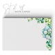 Succulents Notecards, 4 x 6 inches, Set of 48 - Stationery- dashleigh