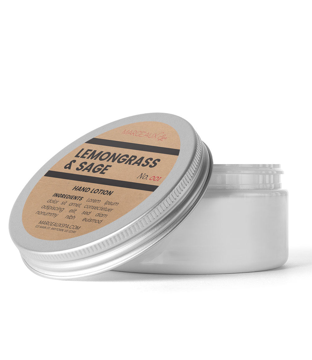 60 Circle Wide Mouth Jar Labels, 2.5 inches, Waterproof White Vinyl - Labels- dashleigh