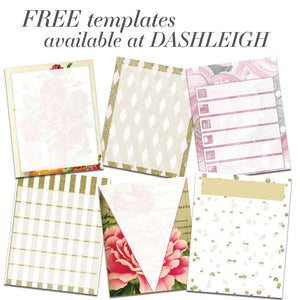 125 Blank Printable Vertical Planner Stickers, 1.5 x 1.875 in. - Labels- dashleigh