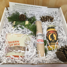 Load image into Gallery viewer, Virtual Gala: Savory Box: all items in this box are Gluten Free (for the Human Solutions Gala)
