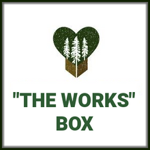"Load image into Gallery viewer, Virtual Gala: ""The Works"" Box! (for the Human Solutions Gala)"