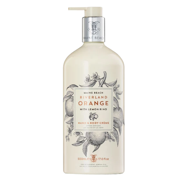 RIVERLAND ORANGE HAND & BODY CRÈME 500ML - Aussie Premier