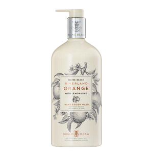 RIVERLAND ORANGE HAND & BODY WASH 500ML - Aussie Premier