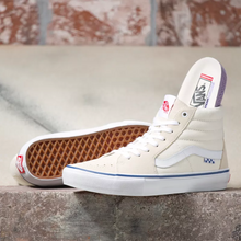 Load image into Gallery viewer, Sk8 Hi Skate Off White