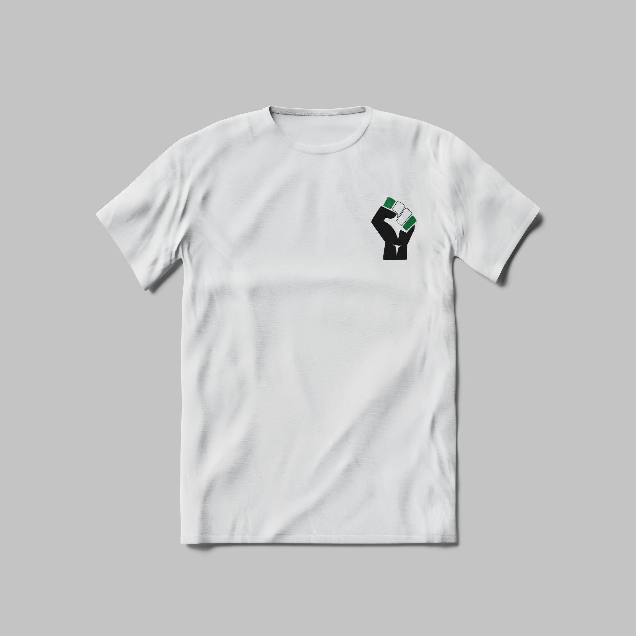Nigeria Power Shirt - Artric Clothing