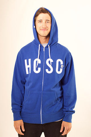HCSC Block - Zip Fleece