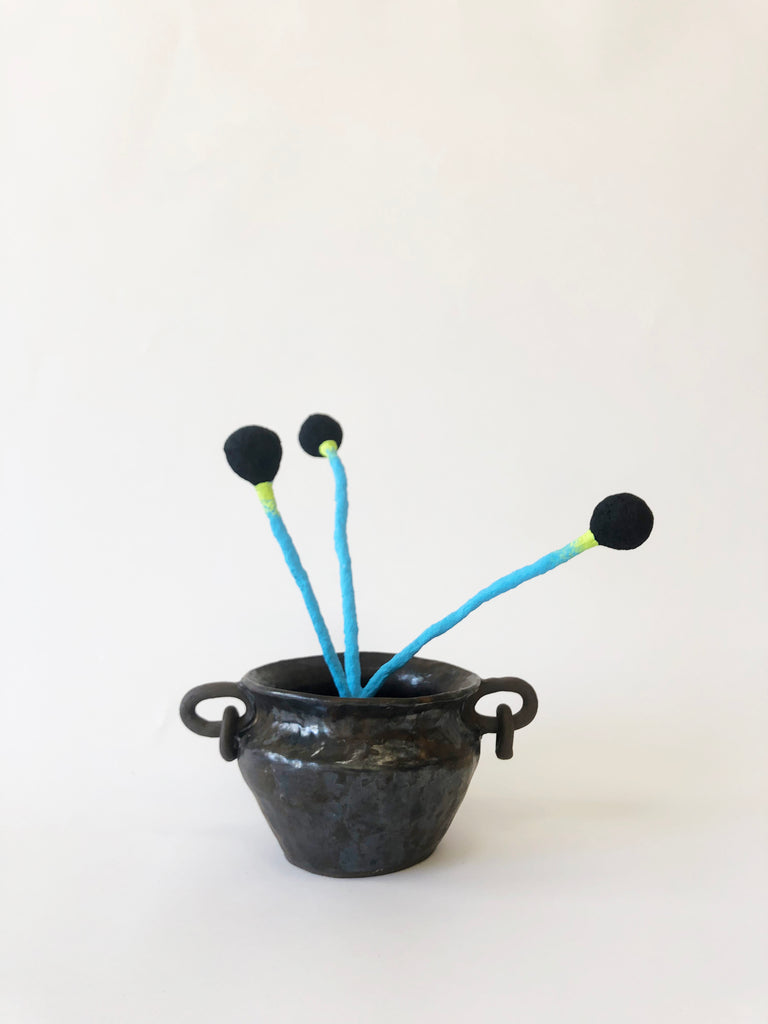 Bronze Earring Cauldron, 2019