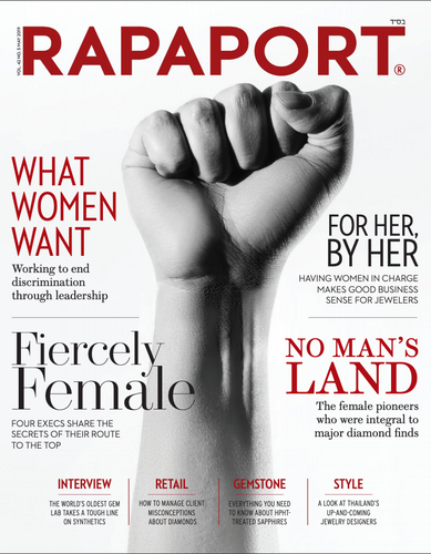 Rapaport Magazine - May 2019