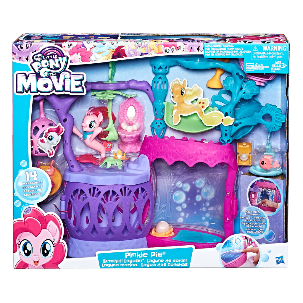 My Little Pony Movie Pinky Pie Lagoon Playset