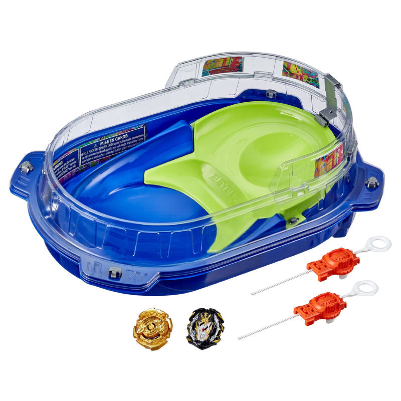 Beyblade Burst Rise Hypersphere Vortex Climb Battle Set