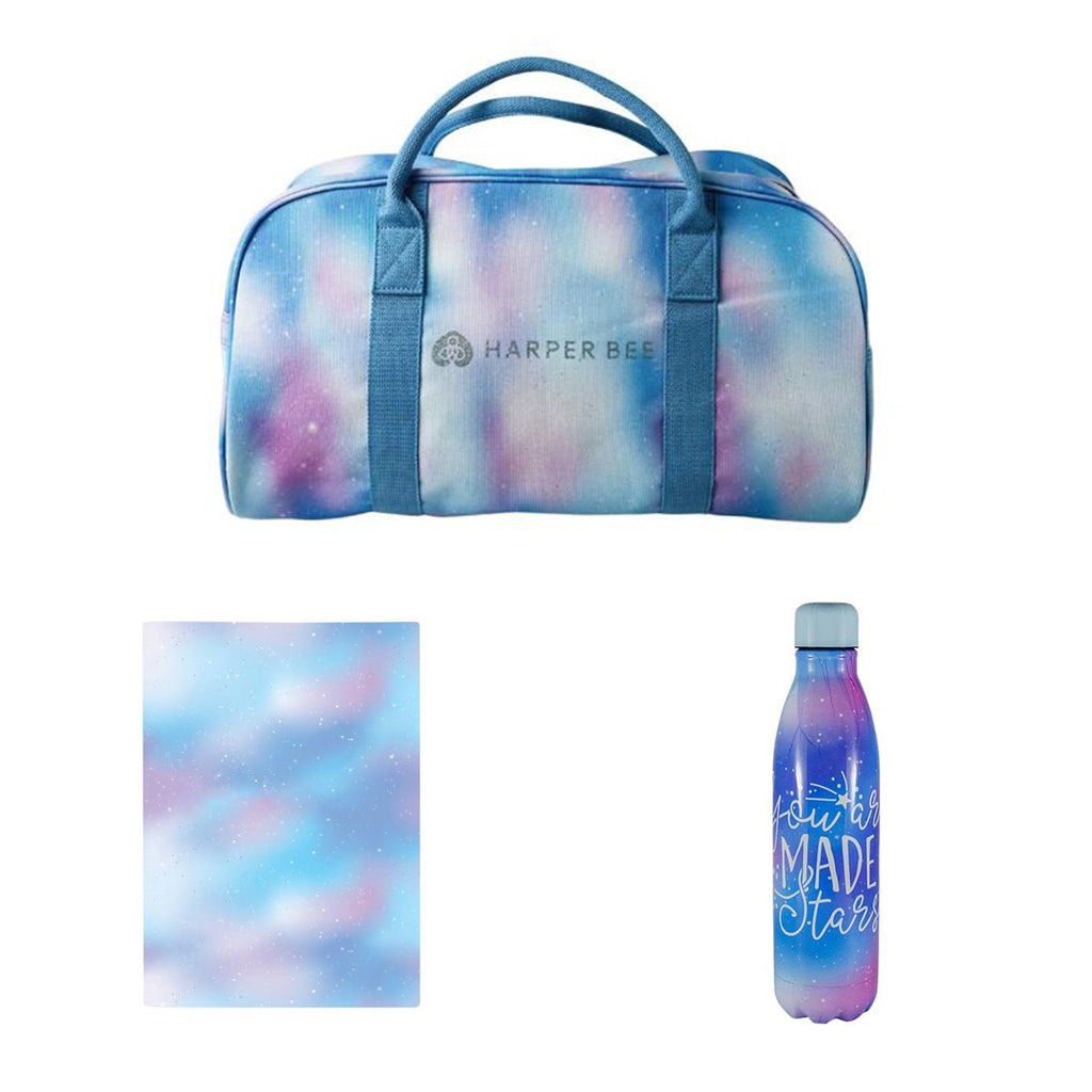 Harper Bee Pastel Galaxy Sky Set Bundle