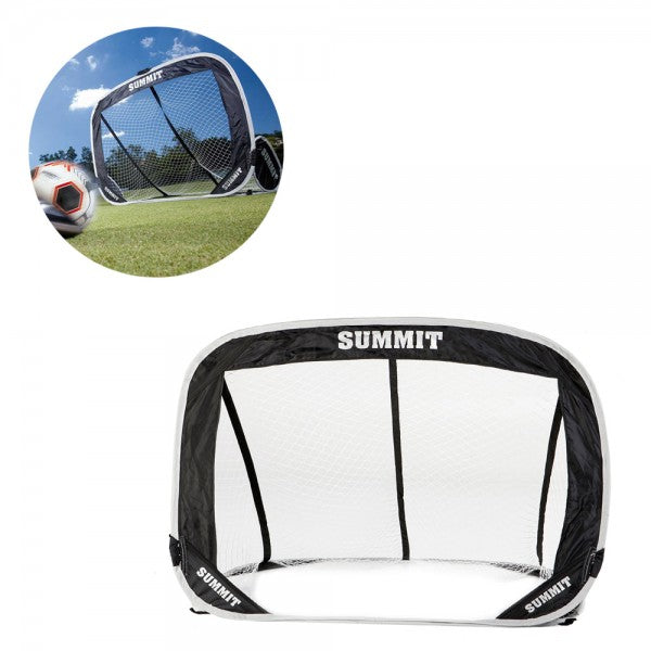 Summit Champions Pop Up Portable Soccer Goal
