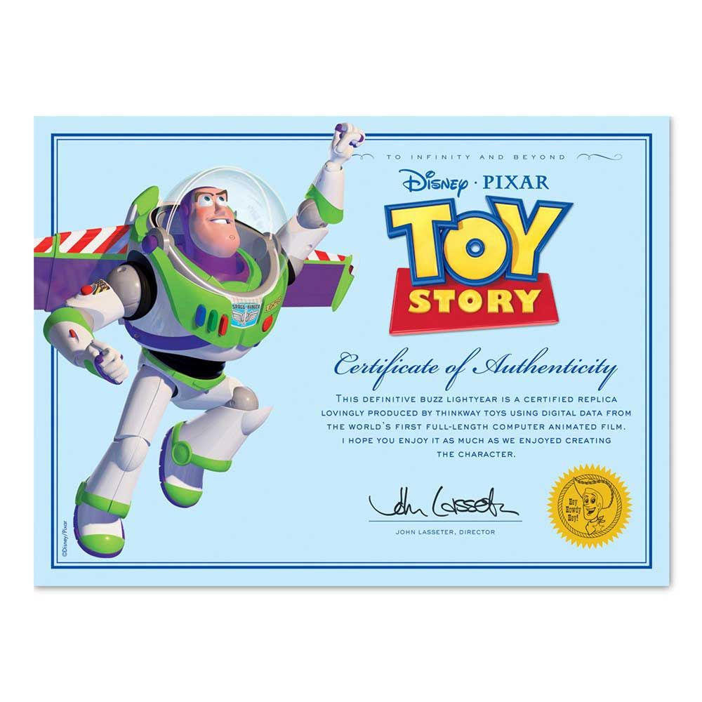 Toy Story Signature Buzz Lightyear 12 Inch
