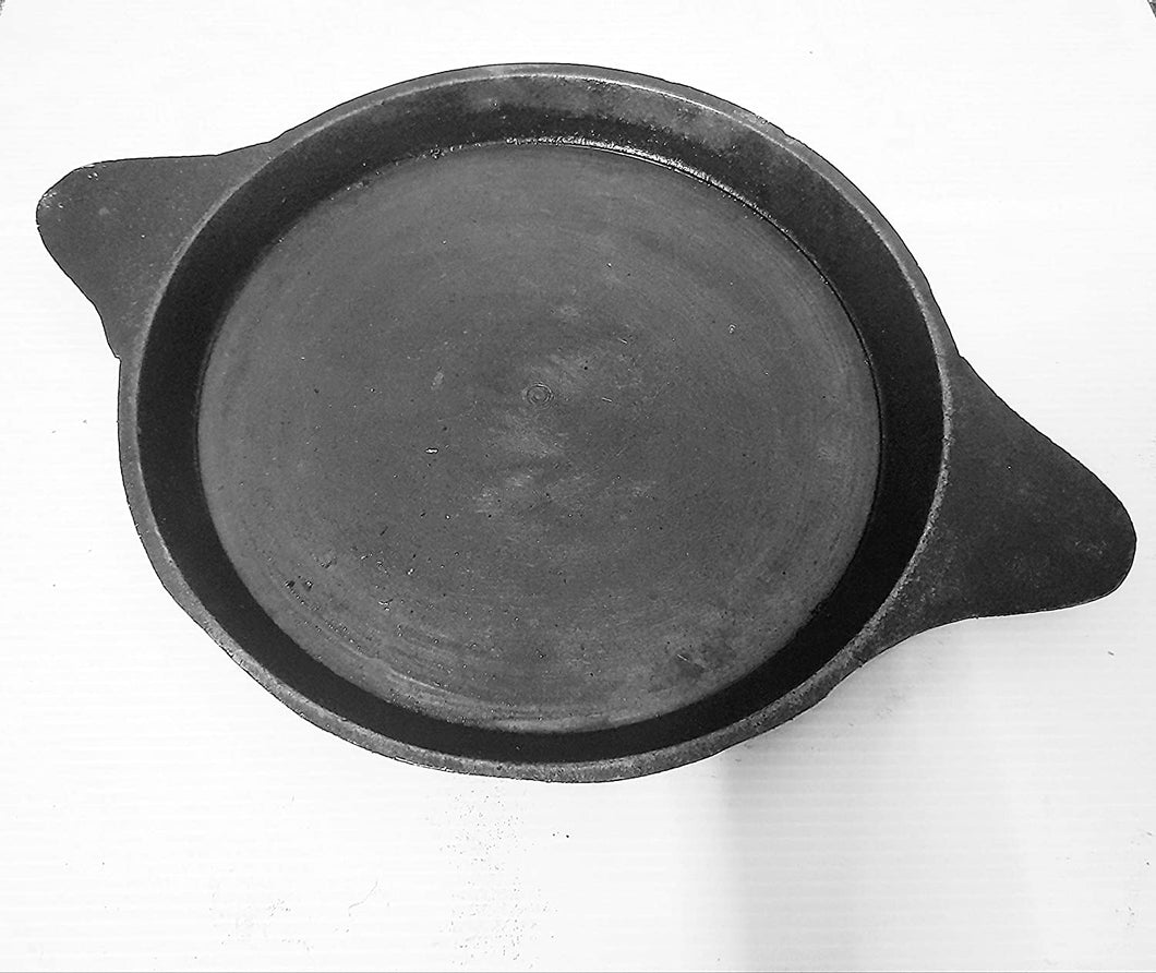 Cast Iron Multi Purpose Tawa- Pre Seasoned