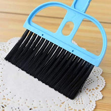 Load image into Gallery viewer, Mini Dustpan Supdi with Brush Broom Set for Multipurpose Cleaning Laptops, Keyboards, Dining Table, Car Seats, Carpets