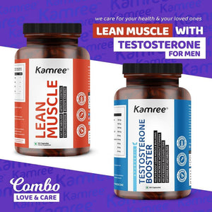 Lean Muscle with Testosterone - kamree