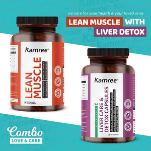 Lean Muscle with Liver Detox - kamree