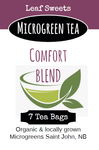 Comfort Blend Microgreen Tea - By Leaf Sweets