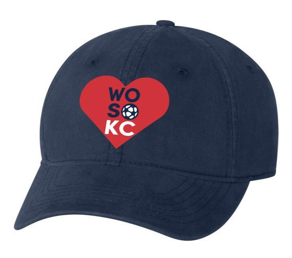 KCWoSo Heart Hat