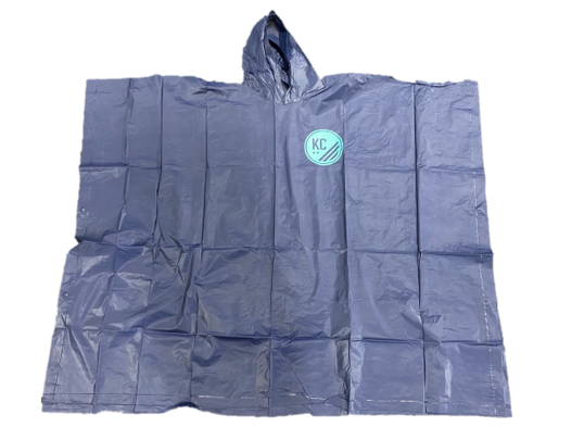 KC NWSL Crest Poncho