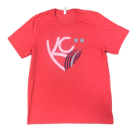 KC NWSL x Three KC Tee