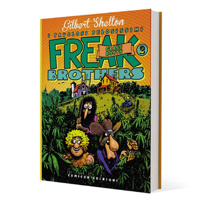 Freak Brothers 2 - Grass Roots