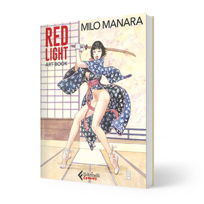 Red Light - Artbook