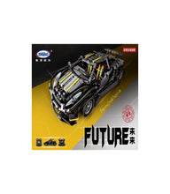 Load image into Gallery viewer, XINGBAO 07002 Future Balisong Small Super Car Building Bricks Toy Set