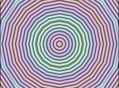 Royalty Free Video VJ Loops: Acid Eye