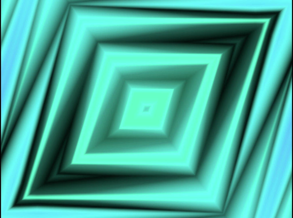 Royalty Free Video VJ Loops: Parallelogram Passage