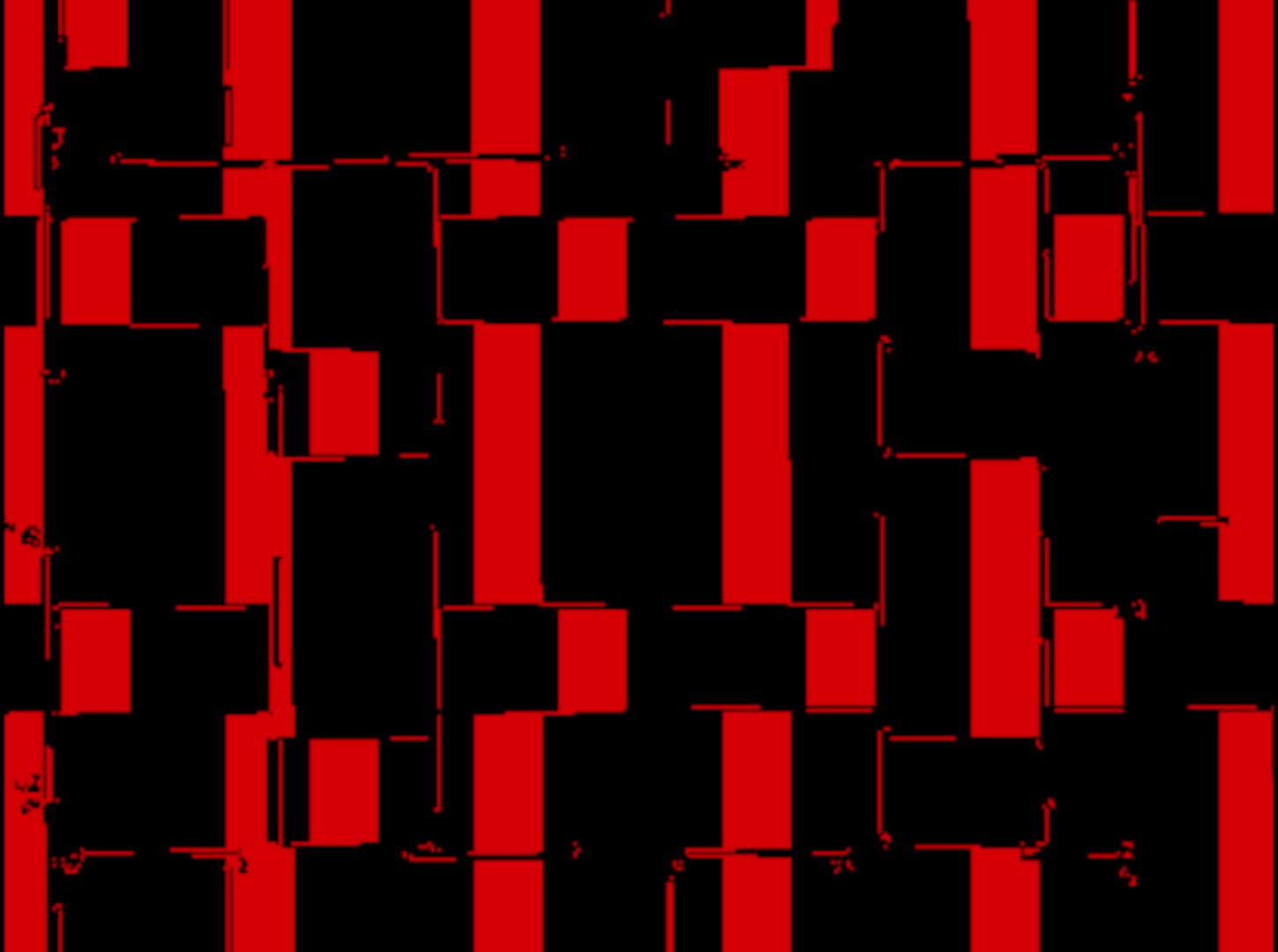 Royalty Free Video VJ Loops: Glitchy Grids
