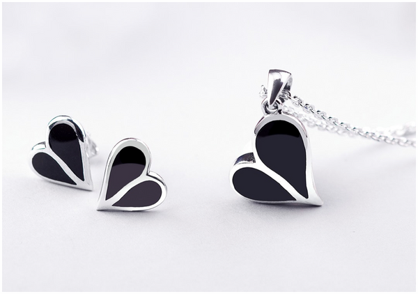 sterling-silver-whitby-jet-split-heart-studs-and-necklace