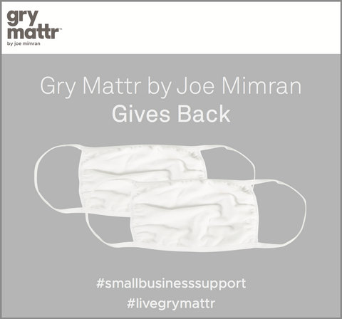 Gry Mattr Gives Back