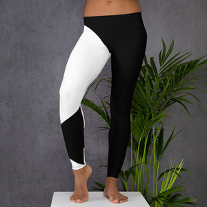 M Logo Luxe-2 Leggings